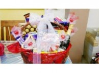 Chocolate Hamper Design