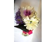 Gebra & Alium Bouquet