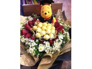 chocolate and pooh